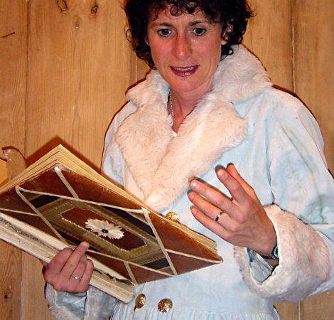 Liz Fost - Storyteller