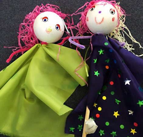 Puppet Making 2